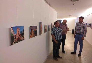 Noticia Diario de Teruel: Los Aljibes Medievales de Teruel acogen una nueva exposición sobre los castillos de la provincia