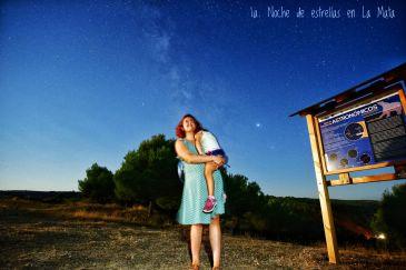 Noticia Diario de Teruel: La despoblación se convierte en aliada del turismo de las estrellas, que cobra auge y atrae cada vez a más gente a la provincia