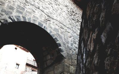 #ViajesAlPasado durante #VisitaGuiada a #Albarracín…
