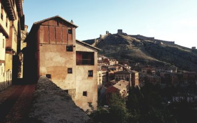 Continuamos con las visitas guiadas en Albarracín…rincones así…no se pueden perder…te esperamos en ANDADOR Visitas Guiadas