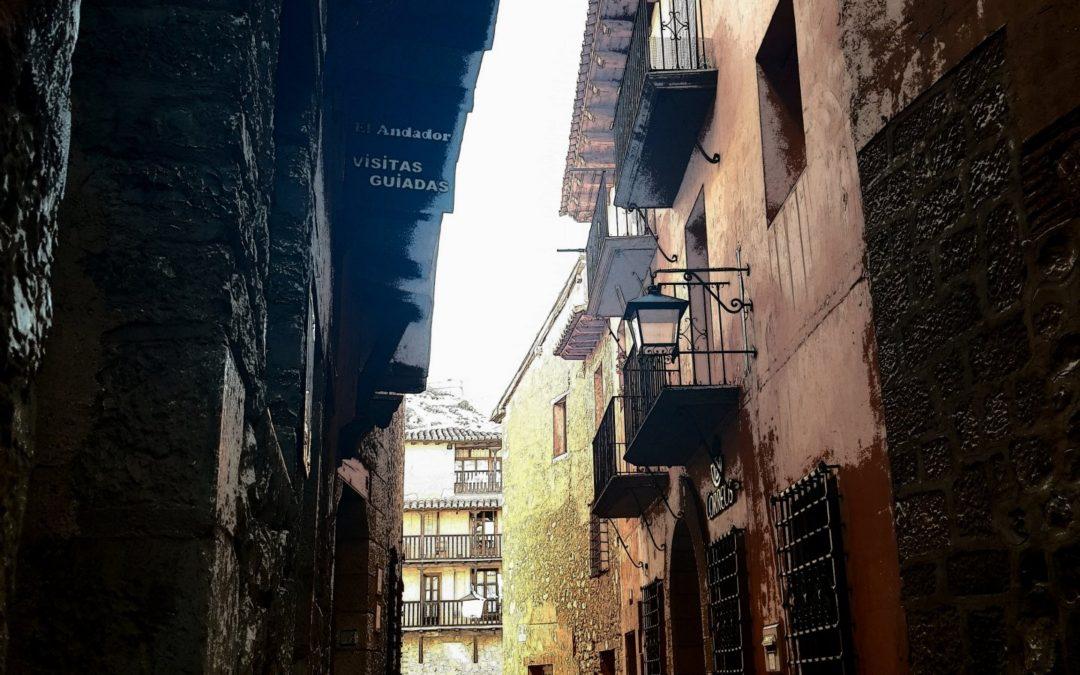 Lugares donde se para el tiempo #VisitaGuiada #Albarracín con #ANDADORVisitasGuiadas