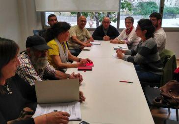 Noticia Diario de Teruel: Los vecinos de Albarracín reparten el trabajo para 'mover' el paro del 4 de octubre de la España Vaciada