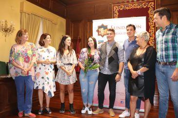 Noticia Diario de Teruel: Alba Sánchez e Israel Bugeda pondrán rostro y sentimientos a Isabel y Diego