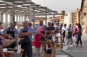 Noticia Diario de Teruel: La XXXV Feria del Jamón de Teruel da un paso importante en su profesionalización