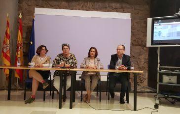 Noticia Diario de Teruel: Un documental ofrece un viaje audiovisual a través de la historia de las techumbres mudéjares perdidas a principios del siglo XX