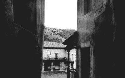 Calles que evocan tiempos pasados…de #VisitaGuiada en #Albarracín