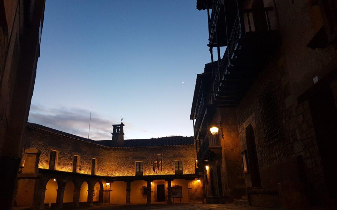 #Atardeceres en la #VisitaGuiada de #Albarracín