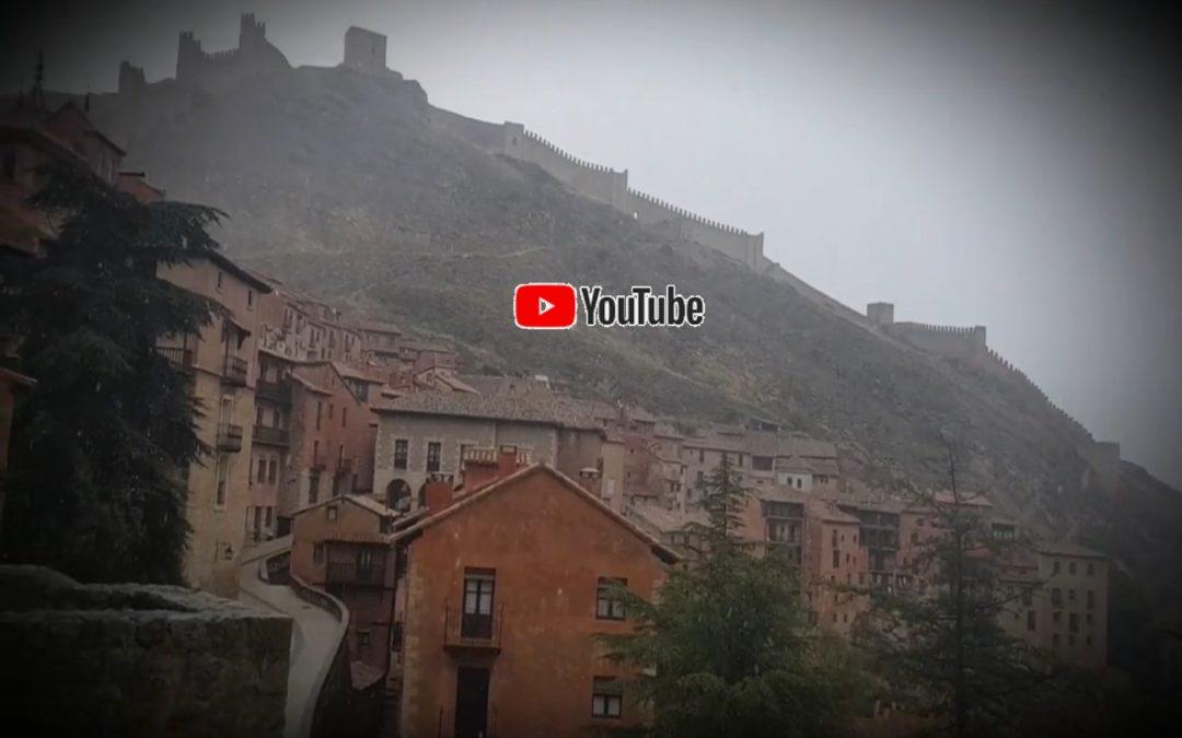 #Nieves de #Otoño en #Albarracín con la #VisitaGuiada