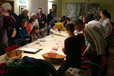 Noticia Diario de Teruel: Cooperación entre museos en las jornadas de juegos y juguetes en Albarracín