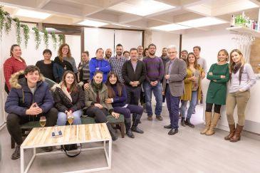 Noticia Diario de Teruel: La Asociación de Emprendedores de la Sierra de Albarracín se presenta en Tramacastilla