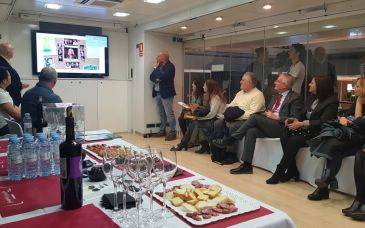 Noticia Diario de Teruel: La trufa y el Jamón de Teruel brillan en Madrid Fusión 2020