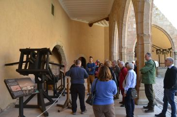 Noticia Diario de Teruel: Las visitas a los castillos de Teruel crecen un 5,5% y ya rozan las 140.000 personas