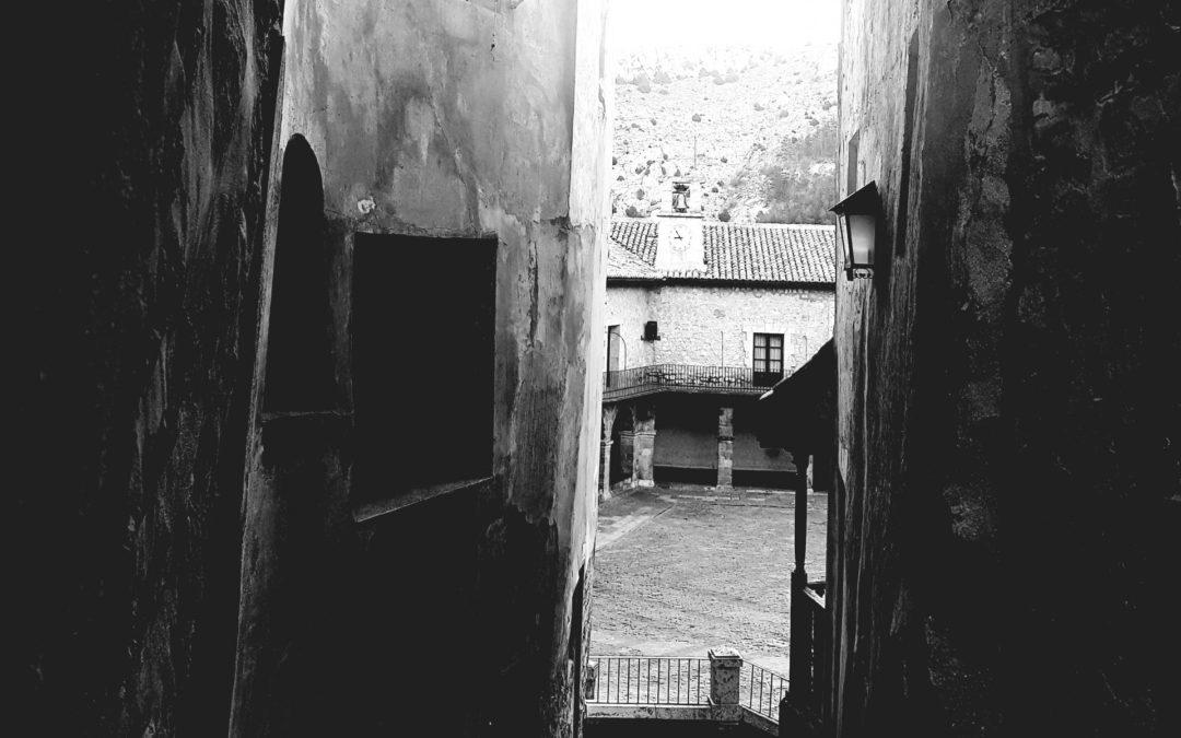 #NosVemos en la #PlazaMayor…de #VisitaGuiada en #Albarracín