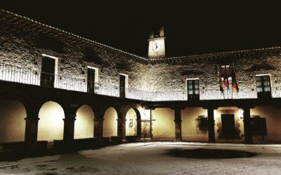 #PrimeraNevada en #Albarracín y #Seguimos con #VisitasGuiadas….