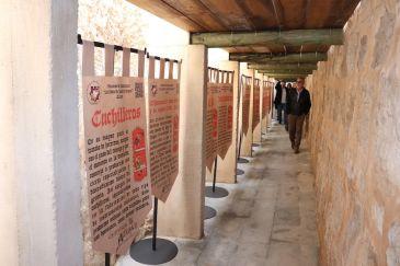Noticia Diario de Teruel: Varios siglos de historia se reencuentran por primera vez en el interior de la muralla