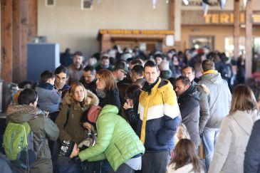 Noticia Diario de Teruel: Dinópolis abrirá 170 días durante la próxima campaña, que arrancará el 14 de marzo