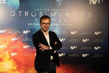 Noticia Diario de Teruel: Javier Sierra presenta en Teruel la segunda temporada de su serie Otros Mundos