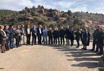 Noticia Diario de Teruel: Tramacastilla estrena el parque faunístico La Maleza, nuevo atractivo turístico de la Sierra de Albarracín