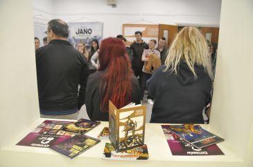 Noticia Diario de Teruel: GPEdiciones celebra su décimo aniversario en la Escuela de Arte de Teruel