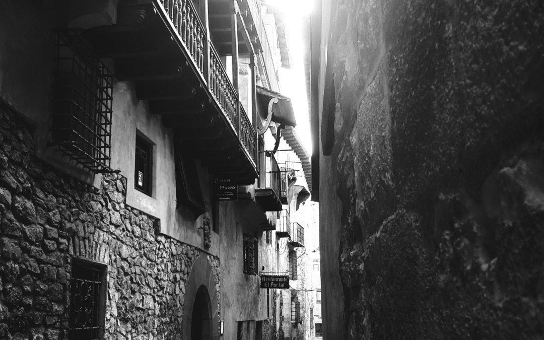 #Rincones #HayQueVivirlo #SentirLaExperiencia de la #VisitaGuiada con #CasaMuseo en #Albarracín