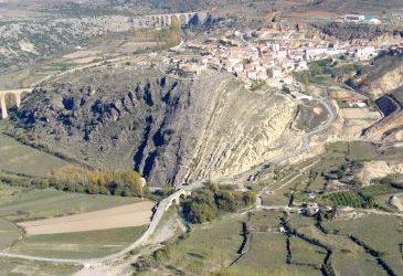 Noticia Diario de Teruel: El Castillo de Albentosa, el lugar donde los españoles se midieron al poderoso ejército de Napoléon