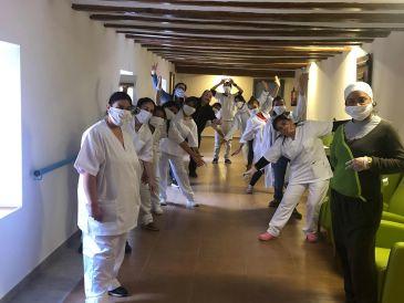 Noticia Diario de Teruel: La residencia de Gea, a la espera de los equipos de protección para abrir