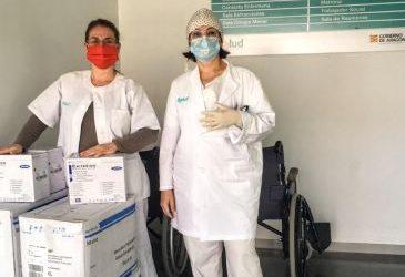 Noticia Diario de Teruel: Empresarios turísticos del Bajo Aragón donan material sanitario a centros de salud