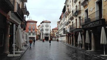 Noticia Diario de Teruel: El Centro Comercial Abierto de Teruel emite bonos de ayuda mutua para reactivar la economía local