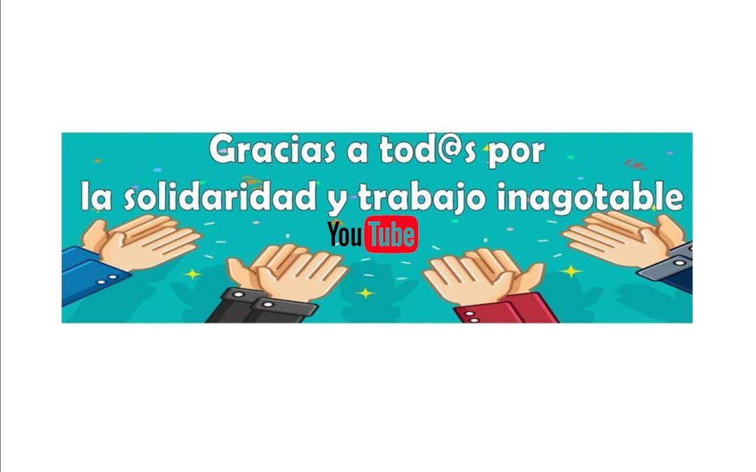 #Gracias