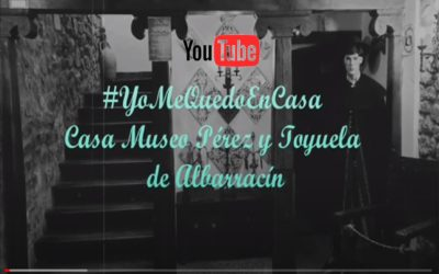 Un paseo por la Casa Museo de los Pérez y Toyuela de Albarracín de manos de ANDADOR Visitas Guiadas