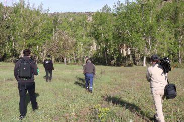 Noticia Diario de Teruel: El estado de alarma ayuda a regenerar el Parque Micológico de la Sierra de Albarracín