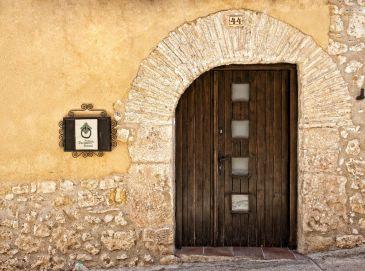 Noticia Diario de Teruel: El turismo rural trabaja en un protocolo de protección