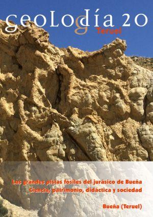 Noticia Teruel TV: El IET publica en su web la guía didáctica del Geolodía 2020, dedicada a la visita al yacimiento de Bueña