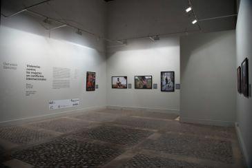 Noticia Diario de Teruel: El Museo de Teruel recupera su horario habitual y la exposición de Gervasio Sánchez termina el 31 de mayo