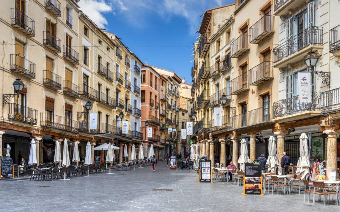 Noticia El País: La España que ha recobrado la normalidad