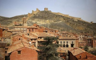 Noticia El Periódico de Aragón: Albarracín, candidato de Aragón a convertirse Destino 'Family-Friendly' 2020