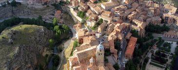 Noticia Diario de Teruel: La Comarca aprueba por unanimidad unos presupuestos de apoyo a las pymes
