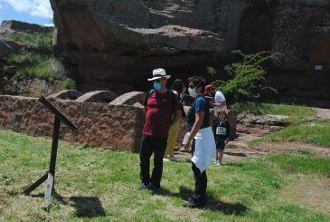 Noticia Diario de Teruel: La falta de movilidad despierta el interés por el patrimonio provincial
