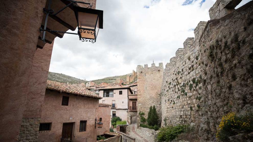 Noticia Heraldo de Aragón: Albarracín, tan bonita como dicen todos