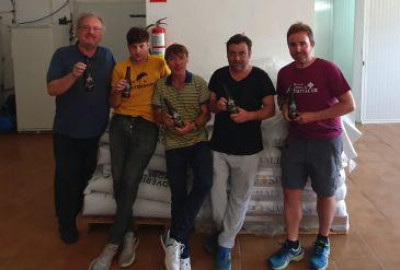 Noticia Diario de Teruel: Quesos Sierra de Albarracín se lanza a la elaboración de cerveza artesana y adquiere la antigua fábrica Castel de El Pobo