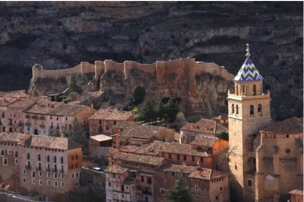 Noticia Eco De Teruel: La Comarca de la Sierra de Albarracín, destino seguro para el turismo este verano