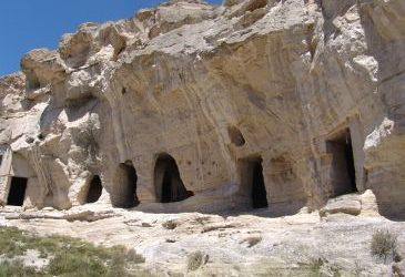 Noticia Diario de Teruel: Unas cuevas andalusíes con mil años de historia a pocos metros del centro de Villalba Baja