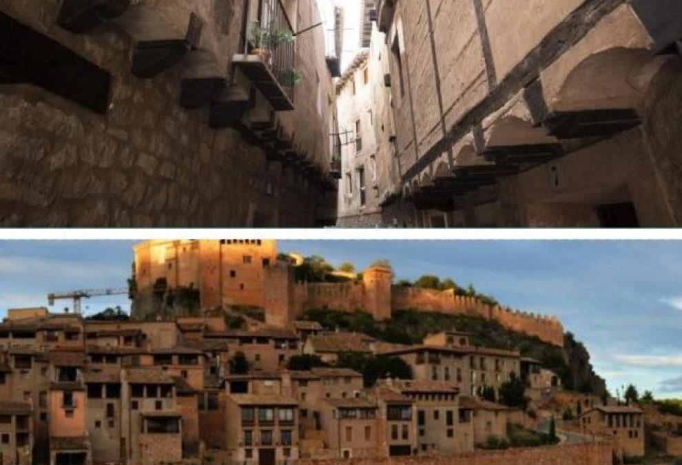 Noticia Heraldo de Aragón: Albarracín y Alquézar escogidos como uno de los pueblos de interior más bonitos de España
