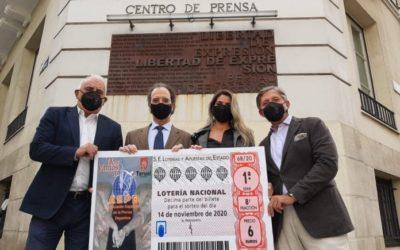 """Noticia Teruel Tv: """"Nos vamos a Teruel"""", presente en el décimo de Lotería Nacional del 14 de noviembre"""