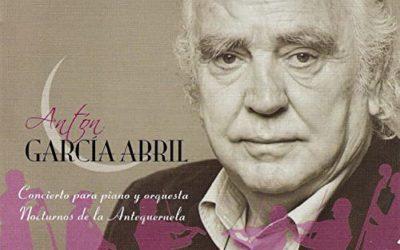 #HastaSiempre #Maestro, DEP Antón García Abril
