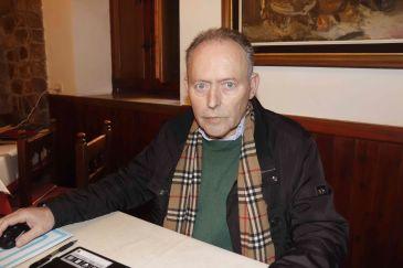 Noticia Diario de Teruel: Fallece a los 58 años Octavio Collado, exalcalde de Albarracín y actual Cronista de la Ciudad