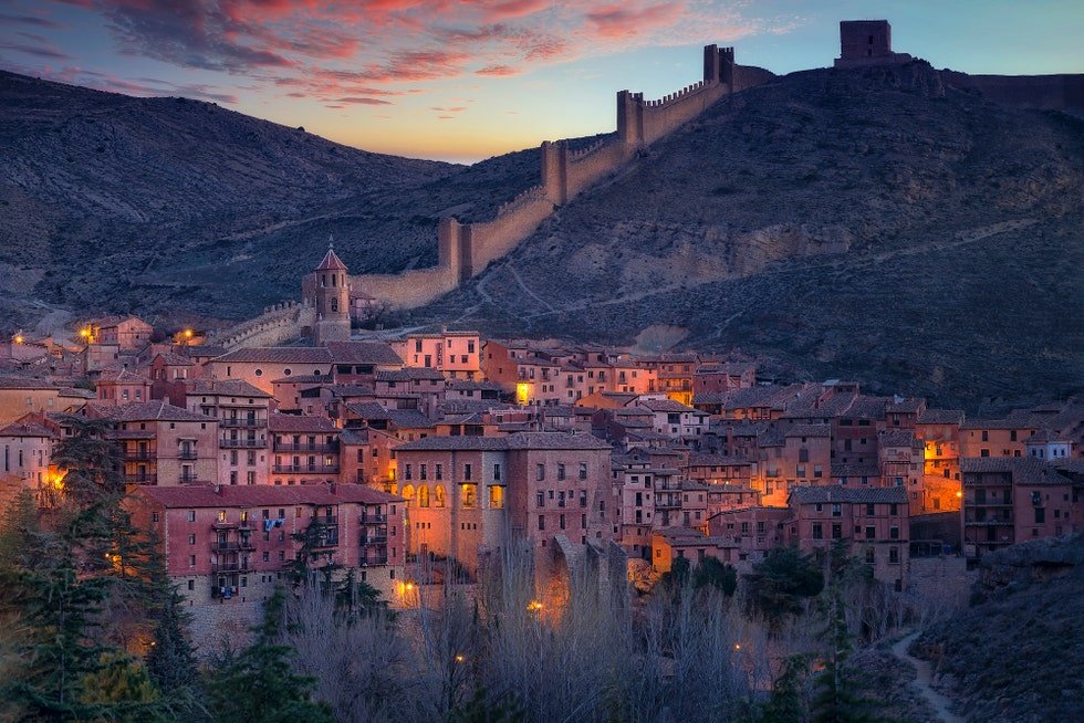 elle.com: Los pueblos más bonitos de Teruel en Albarracín, Matarraña y Maestrazgo