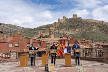 Noticia Diario de Teruel: Aragón y las dos Castillas reclaman al Gobierno central una cumbre con las ocho autonomías más afectadas por la despoblación