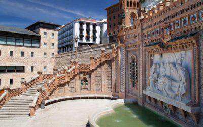 Aragón TV: La escalinata de Teruel cumple un siglo como símbolo de la ciudad