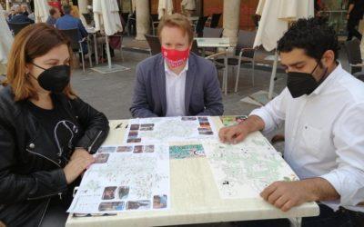 Noticia Heraldo de Aragón: Cien mil salvamanteles para que el viajero conozca la provincia de Teruel